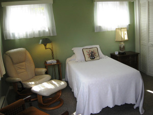 Bedroom at Redwood Community